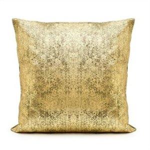 Printed Metallic Pillow