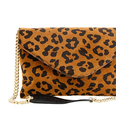 Invitation Clutch and Leopard