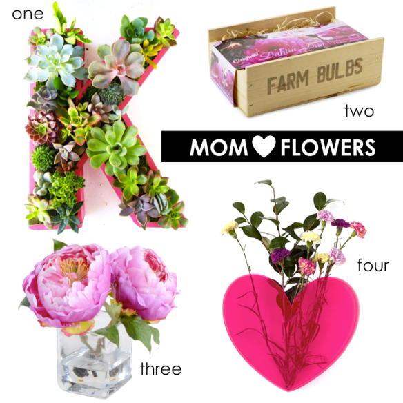 mom loves flowers // stylekoo